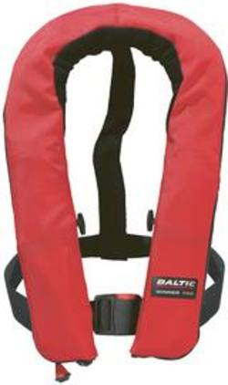 Buy Baltic 150N Inflatable lifejacket complete with crotch strap- Winner RED- Manual in NZ New Zealand.